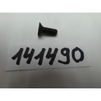 141490 Vijs met platte kop