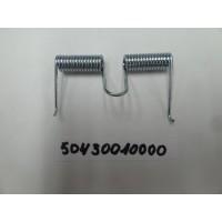50430010000 Side dam torsing spring