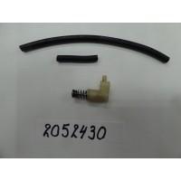 Oliepomp met slang  3052430